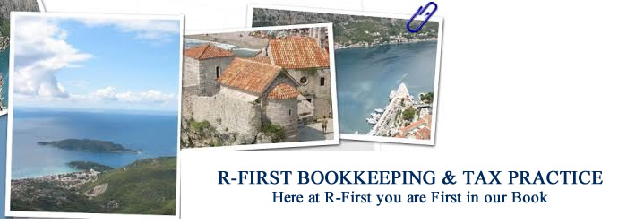 R-First Bookkeeping & Tax Practice